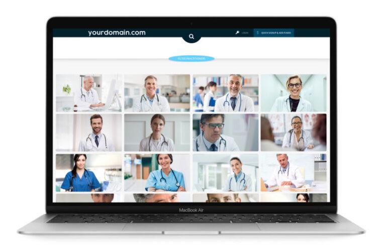 Online telemedicine platform to connect patients and doctors
