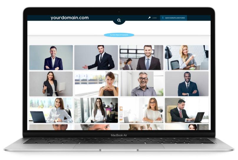 Paid online consultant platform
